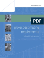 Building Services Project Estimation