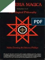 53536360 Mysteria Magica by Melita Denning and Osborne Phillips