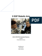 2009-Group 1 Robot Arm