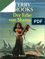 Brooks Terry - Shannara 03 - Der Erbe Von Shannara