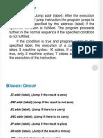 Branching Group