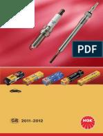 Ngk Pkw Catalogue 2011-2012 English