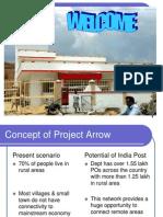4.3A Project Arrow