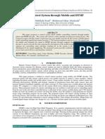 International Journal of Computational Engineering Research(IJCER)