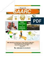 Saarc Project