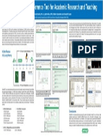 2007 POSTER New Spectroscopy Reference Tool for Academic Research and Teaching FACSS CONFERENCE