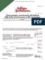 Il Fatto Quotidiano - News, Inchieste e Blog Su Politica, Cronaca, Giustizia, Economia