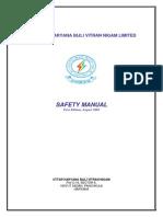 Safety Manual Uhbvn