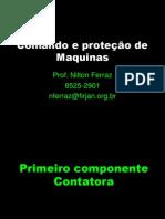 Comando e proteção de Maquinaseletronica