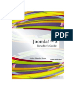Joomla 3 Newbie Guide