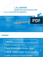 UMTS_RNS_I_02_20090530-Node B Equipment Survey Process and Environmental Acceptance-61