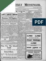 Hyppolite ROCHON Obituary 1918
