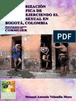 Caracterización etnográfica de mujeres ejerciendo el trabajo sexual en Bogotá, Colombia