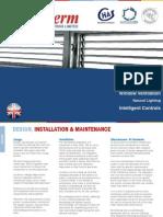 Cross-iVent - Window Ventilation System