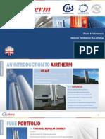 Flue & chimney systems