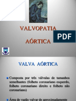8- VALVOPATIA AÓRTICA