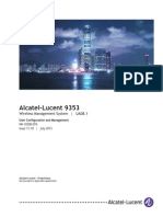 NN10300074UA08.1_V1_Alcatel-Lucent 9353 Wireless Management System - User Configuration and Management