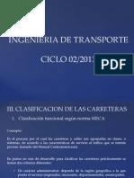 Capitulo 3 Ingenieria de Transporte