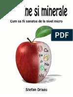 Vitamine Si Minerale Www.sanatateprinmiscare.ro