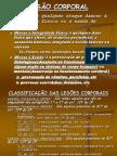 Dto Penal III - 08 - Lesão Corporal