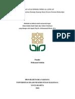 Ensiklopedi Al-Qur'an Dawam Raharjo