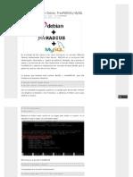 Servidor RADIUS con Debian, FreeRADIUS y MySQL _ Échale un vistazo...