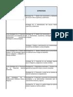Matrices Relacionales de Metas Indicadores Pgar 2013 2023