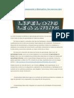 Aprendizaje Permanente y Disruptivo