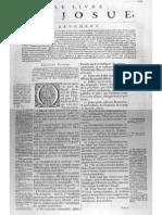 Bible de Geneve Livres Historiques