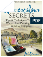 Watercolour Secrets eBook