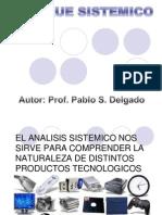 Analisis Sistemico - Delgado Pablo