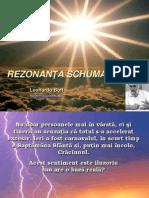 Rezonanta Schumann