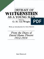 Pinsent-Diary 1912-14
