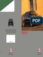 Catálogo SEAT León I (2002_5)