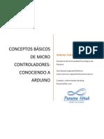 Conceptos básicos de micro controladores