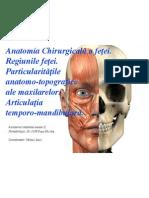 Anatomia Chirurgicala a Fetei