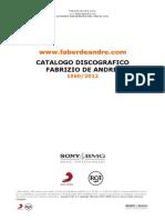 Discografia PDF CatalogoFull