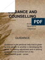 Gidance & Counselling - 26 Pp