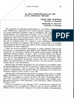 THE INFLUENCE OE ROLE PRESCRIPTIONS ON THE PERFORMANCE APPRAISAL PROCESS.pdf