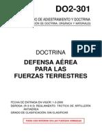 DO2-301 Doctrina, Defensa aérea para las fuerzas terrestres