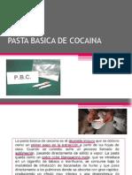 Pasta Basica de Cocaina