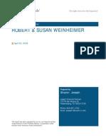 Robert Susan Weinheimer 2009-04-02