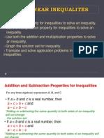 2 8 linear inequalities