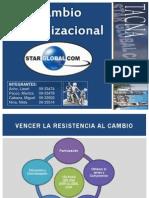 Cambio Organizacional Star Global Com1