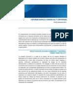 Informe Banca I Sem 2010