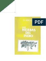 Hierbas Del Indio