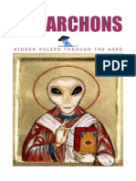 The Archons Other Worldly Rulers