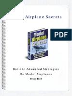 Model Airplane Secrets