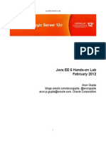Copy of Javaee6 Hol Weblogic