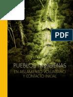 PUEBLOS INDIGENAS EN AISLAMIENTO VOLUNTARIO Y CONTACTO INICIAL